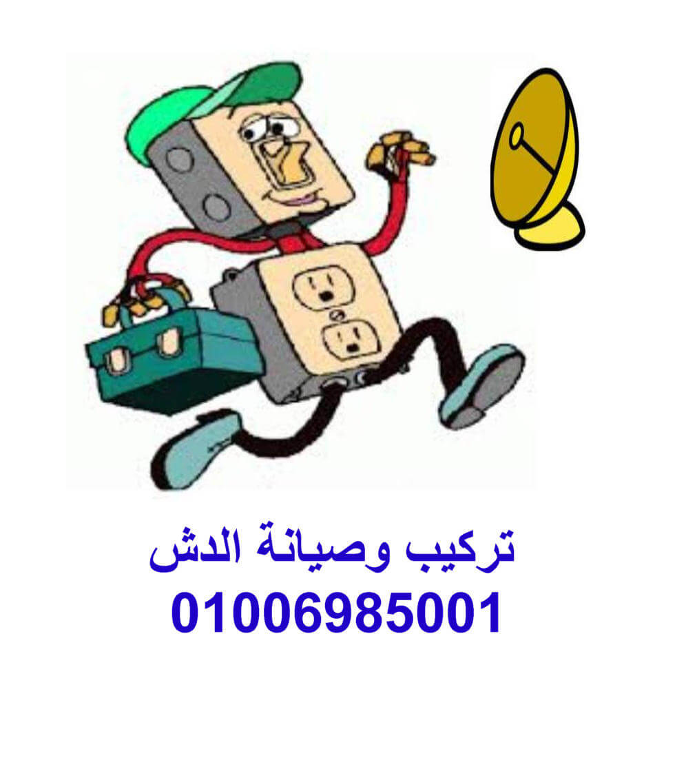 تركيب و صيانة الدش 01006985001