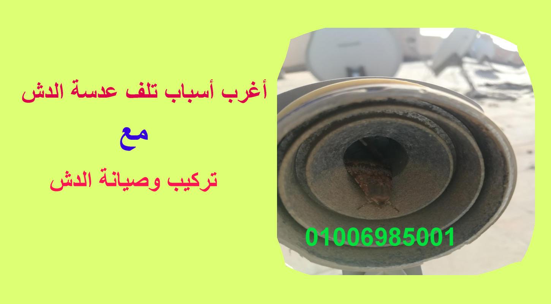 Photo of أسباب أنقطاع أشارة الدش